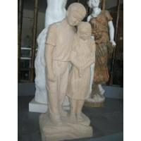 Wholesale Carved Human Sandstone Sculpture from china suppliers
