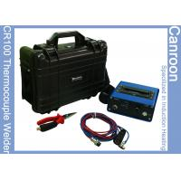 Buy cheap Re - Chargeable Thermocouple Spot Welder , Spot Welding Equipment 50 / 60hz from wholesalers