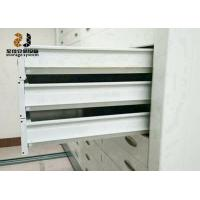 Wholesale Safety Lock 6 Layers Mobile Shelving Systems With Warranty 5 Years from china suppliers