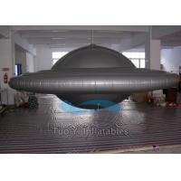 Wholesale Awsome UFO Fly Helium Balloons , Street Fair Custom Printed Helium Balloons from china suppliers