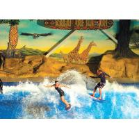 Wholesale Water Amusement Park Sport Games Surfing Simulator Flow Rider Board Ride from china suppliers