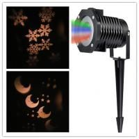 Quality LED Landscape Light Laser Garden Projector Outdoor Indoor Moving Snowflake NEW for sale