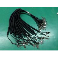 Wholesale Pure black long spring wire coiled fishing tethers for protecting any lost and drop from china suppliers