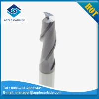 hot sale high quality end mill/ carbide end mill/ball nose end mill with AlTiN coating