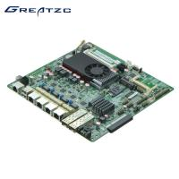 Wholesale PCI-E 8X CF Firewall Intel Ivy Bridge Motherboard Quad LAN Onboard CPU 1037U from china suppliers