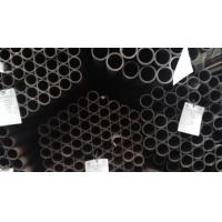 Wholesale ERW Q195 Q235B  Black Welded Round Steel Pipe for Furniture Pipe Carbon Mild Steel Pipes from china suppliers
