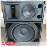 Wholesale 2 Way Audio 15 Inch Pa System Plywood Speaker Box For Night Club from china suppliers