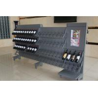 Quality Wine Gondola Supermarket Display Racks for sale