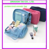 Wholesale Travel Cosmetic Toiletry Bag, travel sundry bag, size 20*14*6cm from china suppliers