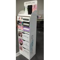 Wholesale 4C Full Printing  Acrylic POP Displays Stand , Floor Standing Displays with Ads Header from china suppliers