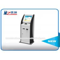 Wholesale Coin Acceptor Interactive Information Bill Payment Kiosk For Shopping Mall / Hospital from china suppliers