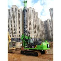 Wholesale TYSIM KR150C Rotary Piling Rig , Pile Driving Machinery With Rotation Speed 7~26 rpm from china suppliers