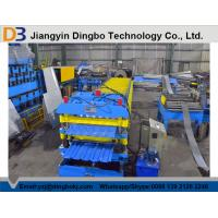 Wholesale 840 Roof Steel Tile Forming Machine with Galvanized Board for Transportation from china suppliers