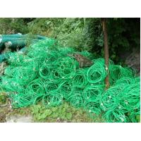 Wholesale PVC-coated Wire Rope Fence,Debris Resisting Barriers,PVC Green Rockfall Catch Fence from china suppliers