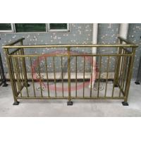 Wholesale Rust_Proof Zinc Steel Modular Balcony Fences Manufacturer from china suppliers
