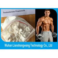 Wholesale Test Propionate Injectable Anabolic Steroids Bodybuildign Supplements CAS 57-85-2 from china suppliers