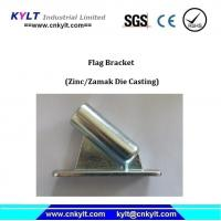 Wholesale Aluminum Alloy Die Casting 45 Angle Outrigger Flagpole Holder from china suppliers