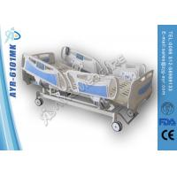 Wholesale CPR Electric Hospital Adjustable Bed With Nurse Controller / Weight Scale from china suppliers