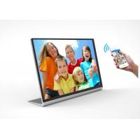 Wholesale New arrival FHD IPS Screen Cloud WiFi Digital Photo Frame with Touch Panels from china suppliers