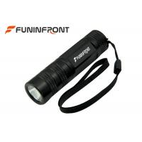 Wholesale Super Bright Powerful Led Torch  , Cree Led Mini Flashlight Torch Zoom Adjustable from china suppliers