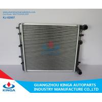 Wholesale Mitsubishi Radiator Aluminum Brazed Radiator For Golf 97 / Fabia 99 Plastic Tank PA66 + GF30 from china suppliers