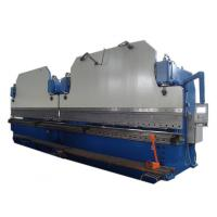 Quality 6mm Electro Hydraulic Servo Cnc Press Brake Steel Plate Bending Machine DA52 controller for sale
