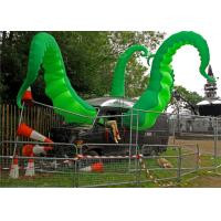 Wholesale Large Inflatable Tentacle Green Flame Retardant For Roof Decoration from china suppliers
