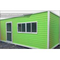 Wholesale Green Living Modular Container Homes / Mobile Prefabricated Container Architecture from china suppliers