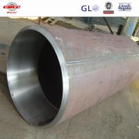 Wholesale Customized Welding Metal Fabrication , High Precision Q345 Welding Tube from china suppliers
