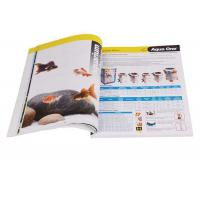 Quality CMYK Catalogs Color Printing Company Short Run Catalogue Printing Services for sale
