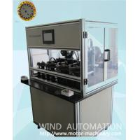 Wholesale Four station Ceiling fan winding machine with servo system Ventilator winder from china suppliers