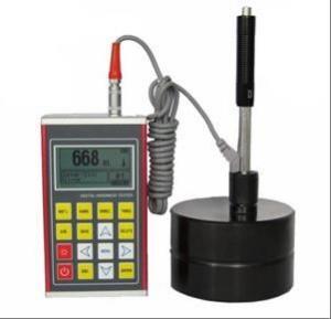 China Hardness Testing Machine, Metal Portable Hardness Tester, Impact device D, Hardness Meter RH-130S on sale
