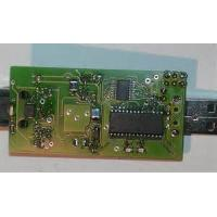 Wholesale 0.5OZ 1mm single sided pcb assembly from china suppliers