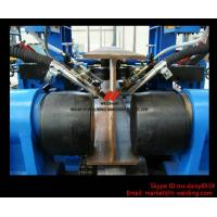 Wholesale Automatic H Beam Assembling Welding Straightening Line for H Beam Making from china suppliers