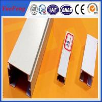 Wholesale led strip aluminum channel / led mounting channel extrusion profiles aluminium from china suppliers
