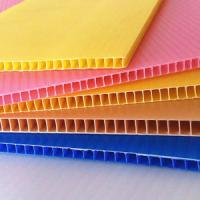 Wholesale Customized Anti - Corrosion / Anti - Static Polyprolylene Corflute Board from china suppliers
