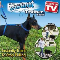 Wholesale Stop Pulling Dogewalk Leash The Instant Trainer Nylon Leash For the instant trainer leash as seen on TV/dog trainer rope from china suppliers