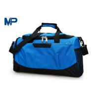 Wholesale Reusable Blue Color Weekend Luggage Duffel Bags For Women , Eco Friendly from china suppliers