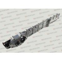 China Silver Color Oil Cooler Cover For Caterpillar Excavator Engine CAT E320B / E320C on sale