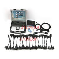Buy cheap Universial Heavy Duty Truck Diagnostic Scanner Jaltest Test Full Set + CF30 from wholesalers