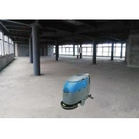 Wholesale SIngle Brush Floor Scrubber Dryer Machine For Fonda Accept Customization from china suppliers