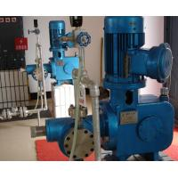 Wholesale High Pressure Hydraulic Diaphragm Pump For Petrochemical / Refineries from china suppliers