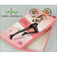 Wholesale Decorative Cardboard Apparel Gift Boxes With Lids , Bikini Garment Packaging Box from china suppliers