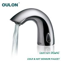 Wholesale OULON cold & hot sensor faucet Leo1101DC&AC from china suppliers