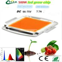 Quality led grow Chip 11W/3W/5W/10W/30W/50W/100W/200W  full spectrum 380nm~840nmfor hydroponics/greenhous Simulated sunlight red for sale