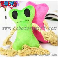 Wholesale Plush Stuffed Pet Toy With Cotton Rope and Squeaker in 2 Colors from china suppliers