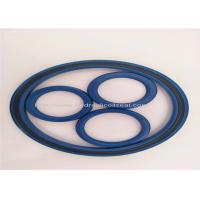 Wholesale Blue 90-95 Shore A High Pressure Hydraulic Seals , SKF / MPI Hydraulic Pump Seal Kits from china suppliers