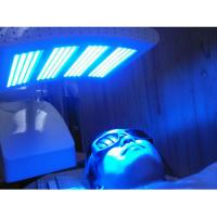 Wholesale PDT LED Light Therapy Machine For Wrinkle Reduction , Anti Aging Facial Light Therapy Devices from china suppliers