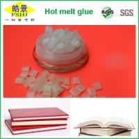 Wholesale Raw Material Hot Melt Glue Granule , Polypropylene Adhesive For Offset Paper Coated Paper Binding from china suppliers