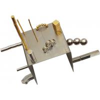 Wholesale Sintered NdFeB Gold Pplated Magnets with A Top Coating of Gold from china suppliers